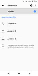 Sony Xperia XZ2 Compact - Bluetooth - connexion Bluetooth - Étape 9
