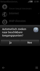Nokia 808 PureView - Internet - handmatig instellen - Stap 11