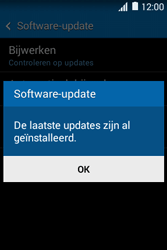 Samsung Galaxy Young2 (SM-G130HN) - Software updaten - Update installeren - Stap 9