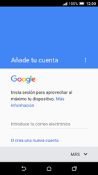 HTC One A9 - E-mail - Configurar Gmail - Paso 10