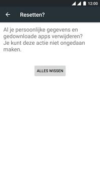 OnePlus 3 - Toestel - Fabrieksinstellingen terugzetten - Stap 8