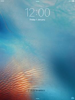 Apple iPad Pro (9.7) - Device maintenance - Soft reset (forced reboot) - Step 4