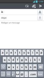 LG P875 Optimus F5 - E-mail - envoyer un e-mail - Étape 4