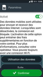 Doro 8035 - Internet - Configuration manuelle - Étape 6