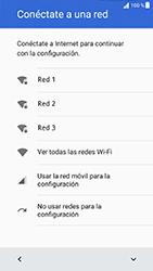 Sony Xperia XZ - Android Nougat - Primeros pasos - Activar el equipo - Paso 8