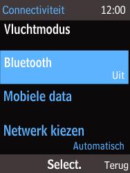 Nokia 215 (Type RM-1111) - Bluetooth - Aanzetten - Stap 4