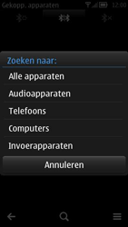 Nokia 700 - Bluetooth - koppelen met ander apparaat - Stap 10
