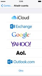 Apple iPhone 6 iOS 8 - E-mail - Configurar Gmail - Paso 5