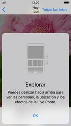 Apple iPhone SE iOS 11 - Funciones básicas - Uso de la camára - Paso 9