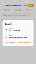 Samsung Galaxy J3 (2017) - Contact, Appels, SMS/MMS - Envoyer un SMS - Étape 6