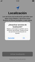 Apple iPhone 6s - iOS 11 - Primeros pasos - Activar el equipo - Paso 22