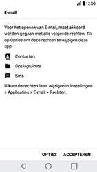 LG K10 (2017) (LG-M250n) - E-mail - Handmatig instellen - Stap 19