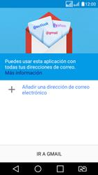 LG K4 (2017) - E-mail - Configurar Gmail - Paso 5