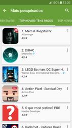 Samsung Galaxy S7 - Aplicativos - Como baixar aplicativos - Etapa 10