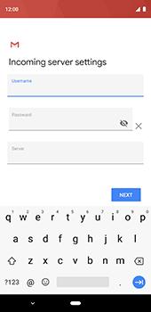 Google Pixel 3XL - Email - Manual configuration IMAP without SMTP verification - Step 13