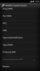 Sony LT28h Xperia ion - Internet - Configuration manuelle - Étape 14