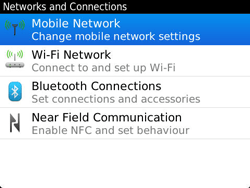BlackBerry 9790 Bold - Network - Usage across the border - Step 5