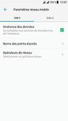 ZTE Blade V8 - Internet - Désactiver du roaming de données - Étape 6