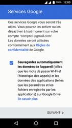 Wiko U-Feel Lite - E-mail - Configuration manuelle (gmail) - Étape 14