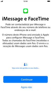 Apple iPhone 6s Plus - iOS 12 - Primeiros passos - Como ligar o telemóvel pela primeira vez -  20