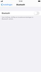 Apple iPhone 8 - iOS 13 - Bluetooth - koppelen met ander apparaat - Stap 6