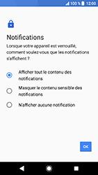 Sony Xperia XA2 - Sécuriser votre mobile - Activer le code de verrouillage - Étape 11