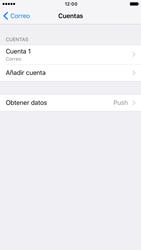 Apple iPhone 6 iOS 10 - E-mail - Configurar correo electrónico - Paso 26