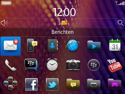 BlackBerry 9360 Curve - Instellingen - configuratiebericht ontvangen - Stap 9