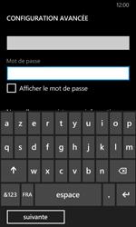 Nokia Lumia 635 - E-mails - Ajouter ou modifier un compte e-mail - Étape 9