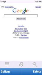 Nokia C6-00 - Internet - navigation sur Internet - Étape 7