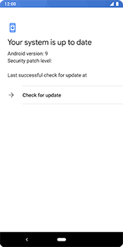 Google Pixel 3 - Device - Software update - Step 10