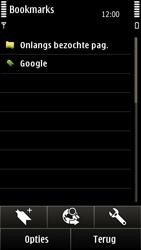 Nokia E7-00 - Internet - Internetten - Stap 8