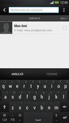 HTC One - E-mails - Envoyer un e-mail - Étape 6