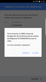 Samsung Samsung G928 Galaxy S6 Edge + (Android M) - Applications - Créer un compte - Étape 9