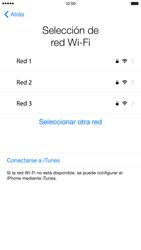 Apple iPhone 6 Plus iOS 8 - Primeros pasos - Activar el equipo - Paso 8