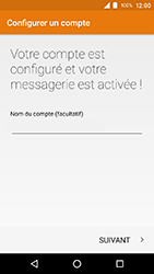 Crosscall Action X3 - E-mail - Configuration manuelle (outlook) - Étape 15