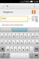 Alcatel OT-4015X Pop C1 - Contact, Appels, SMS/MMS - Ajouter un contact - Étape 6