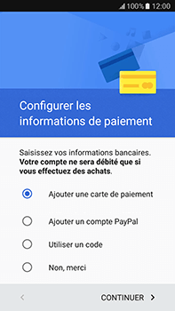 Samsung Galaxy J7 (2016) (J710) - Applications - Télécharger des applications - Étape 19