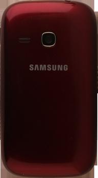 Samsung S6310 Galaxy Young - Primeros pasos - Quitar y colocar la batería - Paso 2