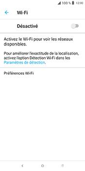Alcatel 3L - Internet et connexion - Accéder au réseau Wi-Fi - Étape 6