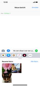 Apple iPhone XS Max - MMS - hoe te versturen - Stap 9
