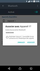 Sony Xperia XZ Premium - Bluetooth - connexion Bluetooth - Étape 9