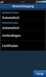 Samsung S8530 Wave II - Internet - handmatig instellen - Stap 7