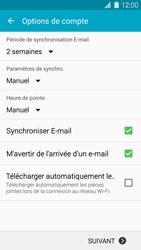 Samsung G900F Galaxy S5 - E-mail - Configuration manuelle (yahoo) - Étape 8