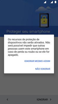 Motorola Moto G (4ª Geração) - Primeiros passos - Como ativar seu aparelho - Etapa 23