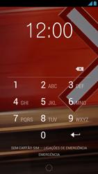 Motorola Moto X - Funções básicas - Como reiniciar o aparelho - Etapa 6