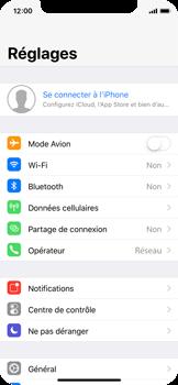 Apple iPhone X - Device maintenance - Back up - Étape 5