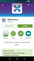 Huawei P8 Lite - Applicaties - MyProximus - Stap 9