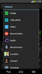 LG D955 G Flex - MMS - Sending a picture message - Step 13
