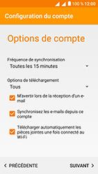 Alcatel U5 - E-mails - Ajouter ou modifier votre compte Yahoo - Étape 9